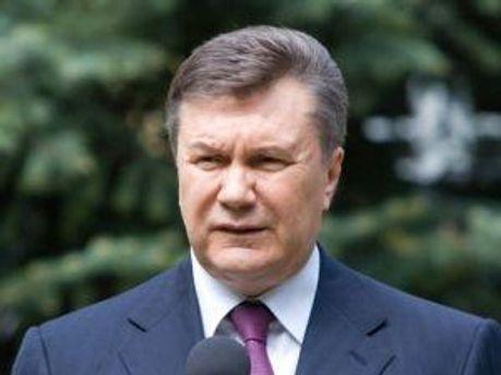 Виктор Янукович указал на причину, по которой Украина неуспешна