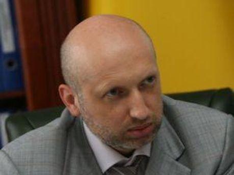 Олександр Турчинов буде прориватись на Банкову