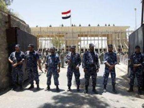 На кордоні сектора Газа та Єгипту