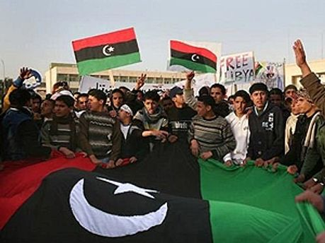 На сторону повстанцев продолжают переходить люди Каддафи