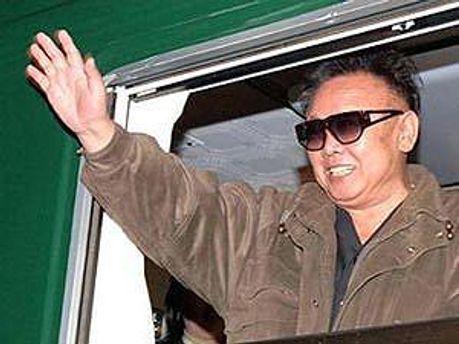 Лидер Северной Кореи Ким Чен Ир