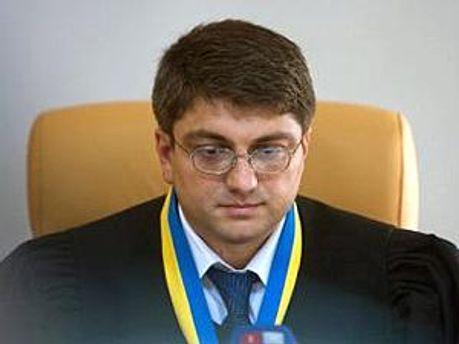 Судья Печерского суда Родион Киреев