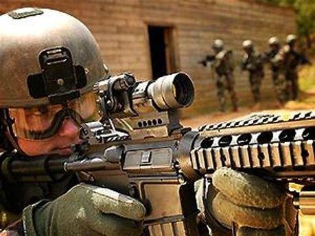 Спецназ уже работает в Ливии, — СМИ