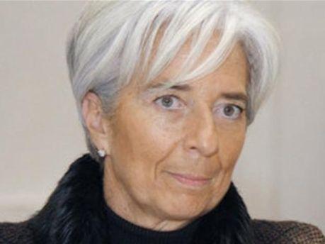 Крістін Лагард