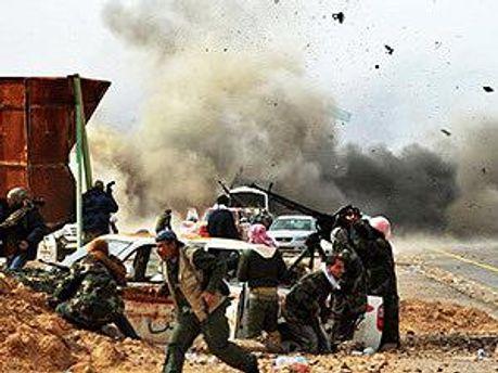 У Лівії тривають бої