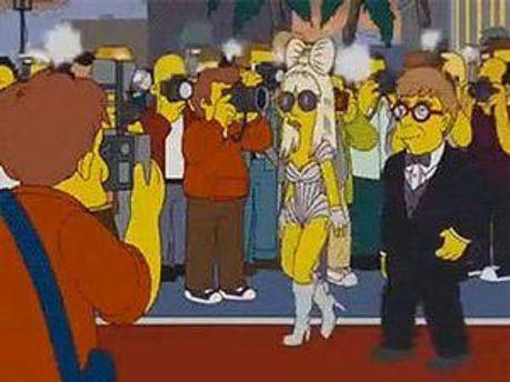 Леді Гага в епізоді мультфільму