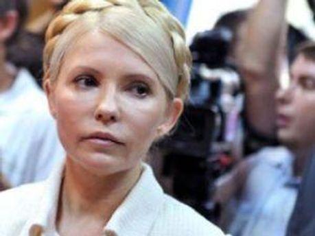 Юлія Тимошенко порушить справи