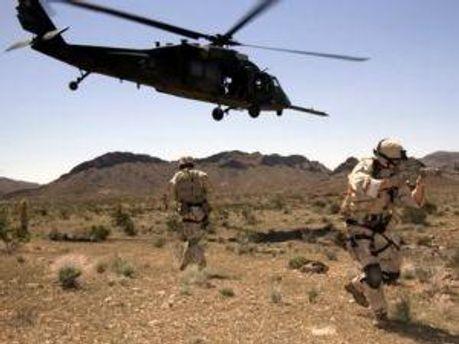 Спецназ воюет на стороне оппозиции Ливии