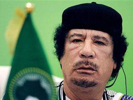 НАТО шукатиме Каддафі