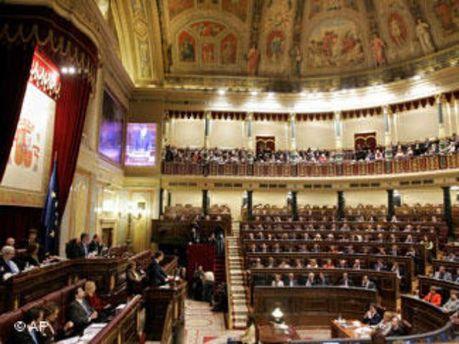 Испанский парламент договорился относительно государственного долга