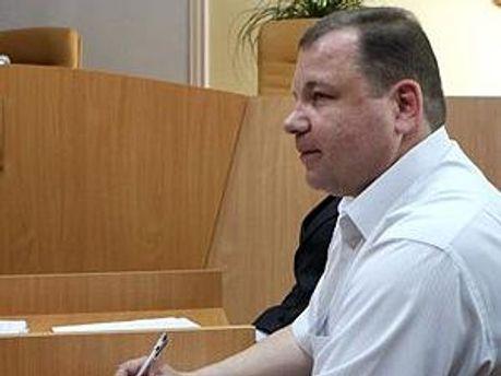 Следователь ГПУ Александр Нечвоглод