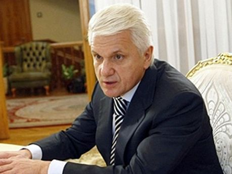Спикер Верховной Рады Украины Владимир Литвин
