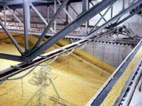 Через брак елеваторів зерна може бути менше