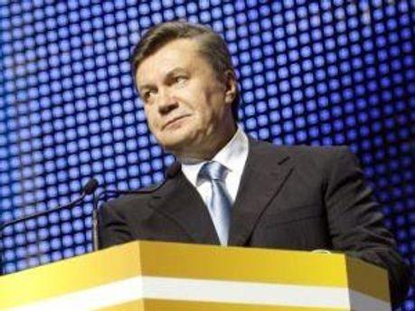 Виктор Янукович назначил на новую должность