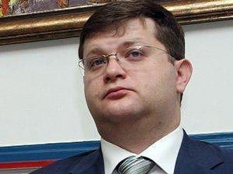 Народний депутат Володимир Ар'єв