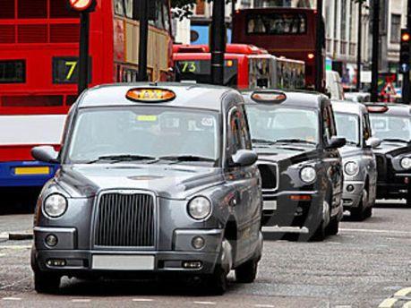 Найкращі і найдорожчі таксі в Лондоні