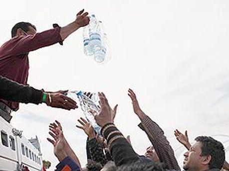В Тріполі буде і воді, і їжа