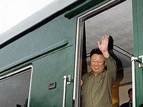 Лідер Північної Кореї Кім Чен Ір