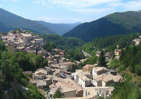 Поселок Филеттино, Италия