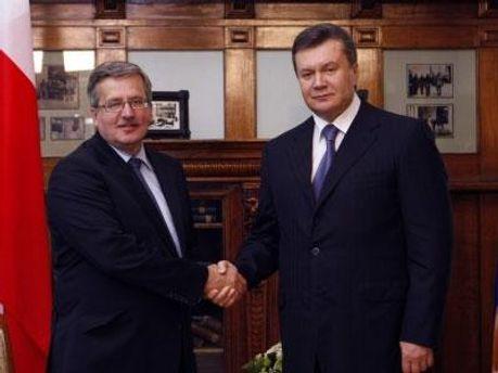 Завтра Янукович встретится с Комровским