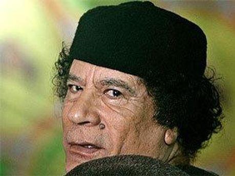 Про самого Каддафі поки нічого невідомо