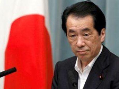 Премьер-министр Наото Кан уходит в отставку