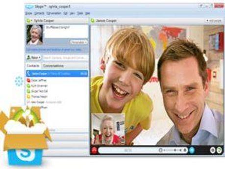 Skype отметил восьмой день рождения