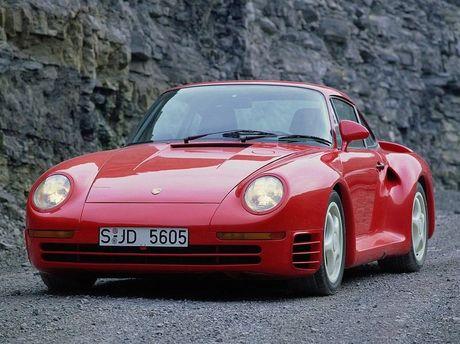Новая серия Porsche будет напоминать купе 959