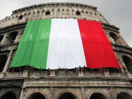 Италия одалживает, чтобы отдать кредит