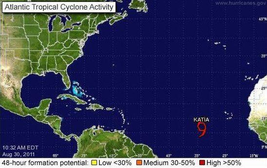 Тропічний шторм