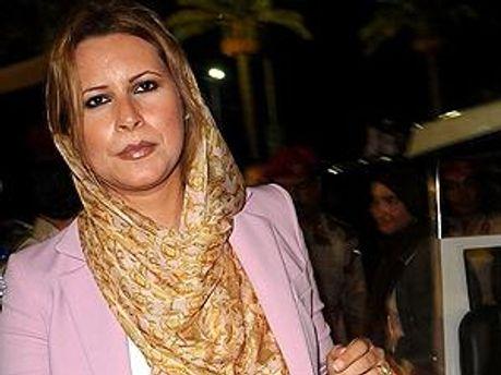 Айіша Каддафі