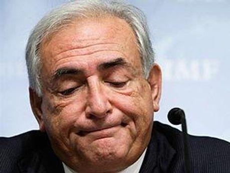 Екс-глава МВФ Домінік Стросс-Кан