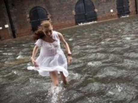 Новый шторм может перерасти в ураган