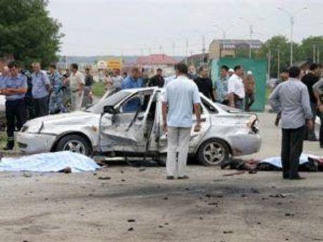 У Грозному загинуло вісім людей