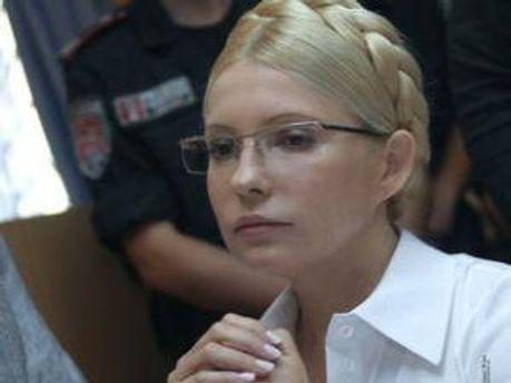Юлию Тимошенко поддерживают родственники