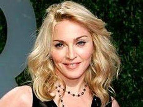 Мадонна будет вручать награду