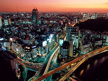Токио немножко потрясло