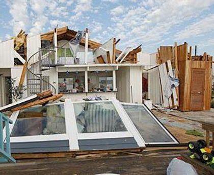 Жертв від урагану
