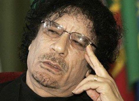 Деньги Каддафи пойдут на восстановление Ливии