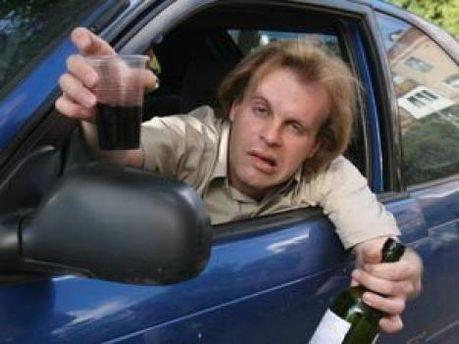 В России будут бороться с пьяными водителями