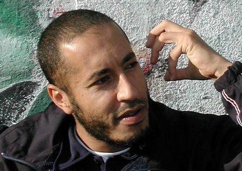 Сын Каддафи не здастся