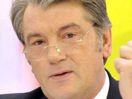Виктор Ющенко переезжает