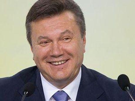 Виктор Янукович поздравил с Днем знаний