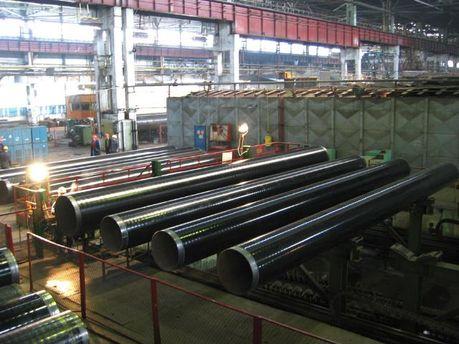 Росія хоче заборонити імпорт труб в Митний союз
