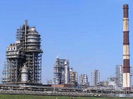 Украина уменьшила переработку нефти
