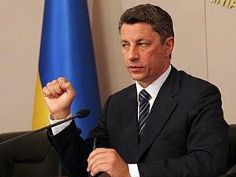 Міністр енергетики і вугільної промисловості України Юрій Бойко