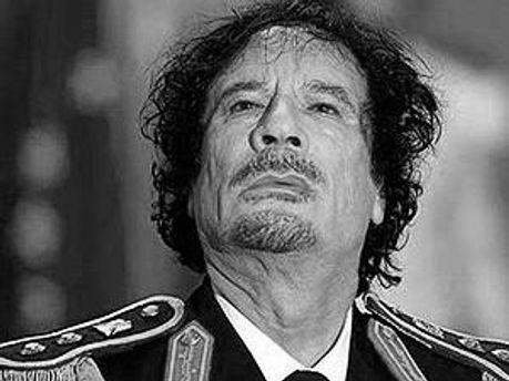 Алжир відмовляється приймати Каддафі