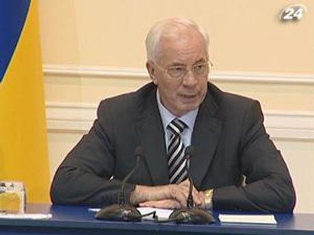 Николай Азаров знает за что судят Тимошенко