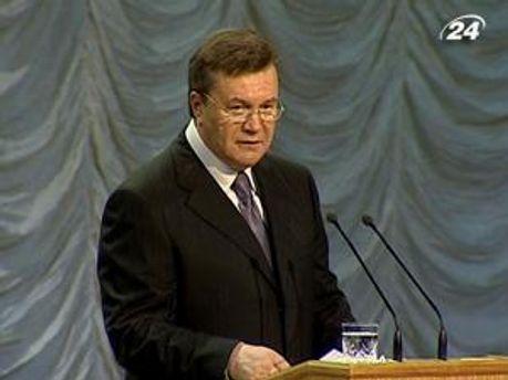 Янукович створив антикорупційний комітет