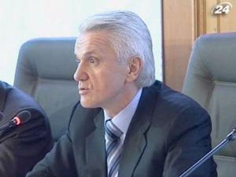 Литвин не підтримує ініціативу Партії Регіонів
